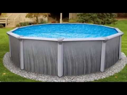 Above Ground Pool Slide Show Youtube