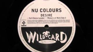 Nu Colours.Desire.Masters At Work Dub 3.Wildcard 1996.