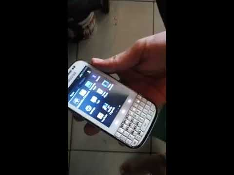 Test Game Mobile Legend Di Samsung Chat B5330