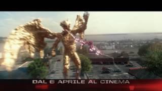Power Rangers  SPOT  Ita 15 - dal 6 Aprile al Cinema
