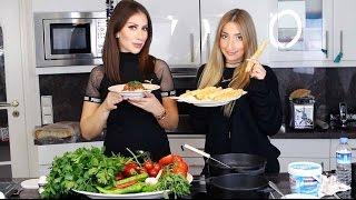 Ich verrate euch ein vegetarisches Familienrezept - mit Eda Vendetta