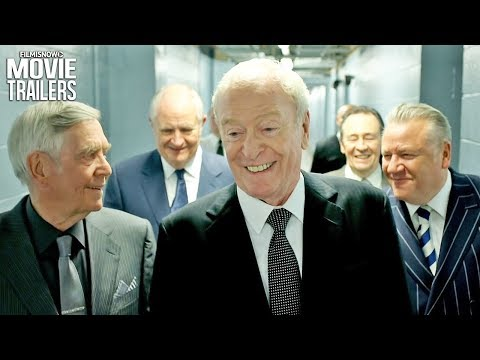 KING OF THIEVES Trailer NEW (2018) The unbelievable true story of the Hatton Garden heist