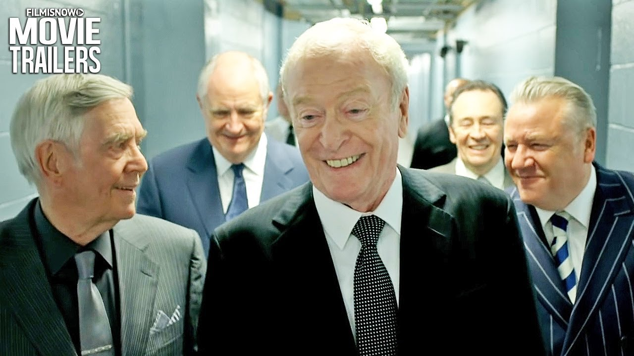 King Of Thieves Trailer New 2018 The Unbelievable True Story Of The Hatton Garden Heist Youtube