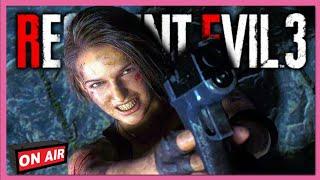 Resident Evil 3 Remake - Directo Juego Completo# Español - - Impresiones - Juego Completo - PS4