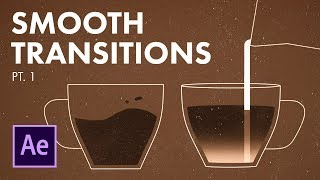 After Effects Smooth Transitions - Animation Tutorial pt. 1