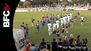 Bromley 3-2 Crystal Palace PSF 14/15