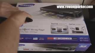 Samsung BD-F6500 Blu Ray Player Review