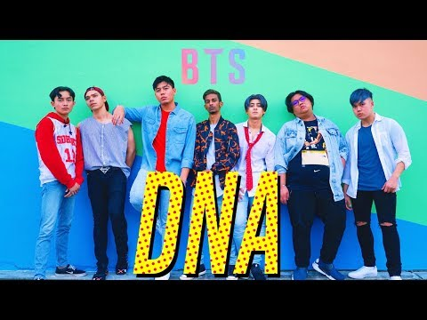 BTS - DNA (Malay Parody)