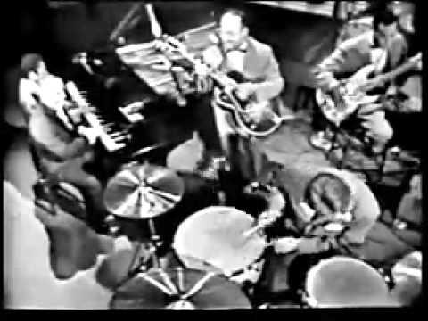 Gene Krupa & Lionel Hampton 1958.