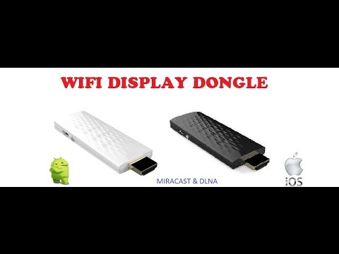 Recensione Cina Wifi Display Dongle -- Review Cheap Cina Wifi Display Dongle