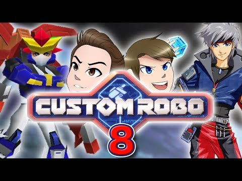 Custom Robo: Pointing It Out - Episode 8 - Friends Without Benefits