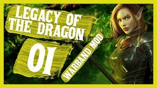 """""""Mr. Unicorn"""" Legacy Of The Dragon v0.39 Warband Mod Gameplay Let's Play Part 1"""
