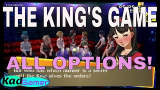 Persona 4 Golden  - 096 The King