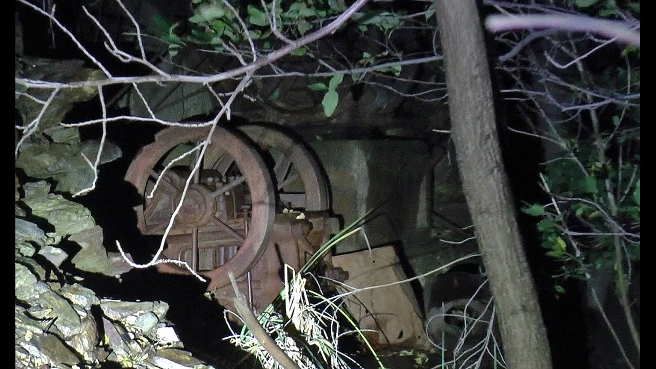 Creepy Sounds Captured in an Abandoned Mine