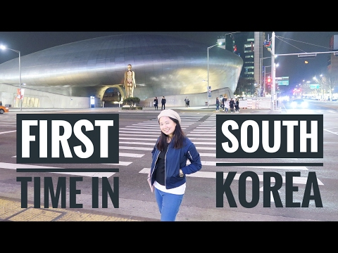 south korea for the first time My first time in seoul, korea use my uber code ubersaytioco to get your first ride for free up to 200 pesos naia terminal 3 - flew with airasia incheon.