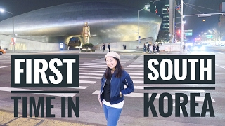 My first time in South Korea Vlog! 🇰🇷❤️✈️ KDRAMA ADDICT FEELS! | Raych Ramos thumbnail