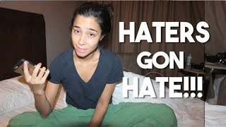 My Sister Has Haters! (Adjusting in the Philippines)