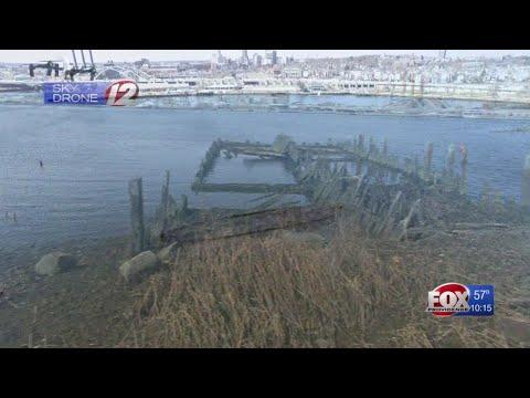 Dozens of Century-Old Shipwrecks in Narragansett Bay