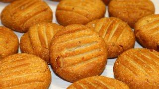 गेहुँ के आटे से बनाऐं हैल्दी बिस्किट वो भी बिना बेक किये |Healthy Wheat Flour Biscuits Without Owen