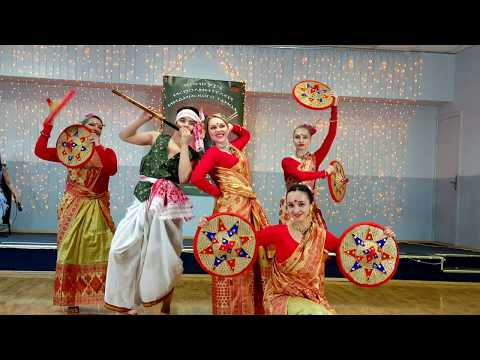 Assamese hit song/Nepali Jadio Axomiya...