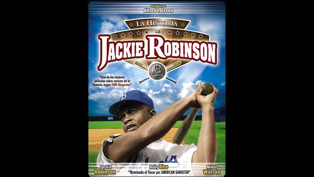 La Historia De Jackie Robinson The Jackie Robinson Story 1950