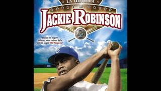 LA HISTORIA DE JACKIE ROBINSON (The Jackie Robinson Story, 1950, Full Movie, Spanish,Cinetel)