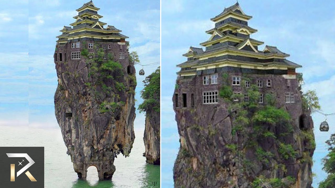 Most Amazing Houses You Won\'t Believe Actually Exist! - YouTube