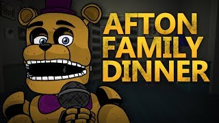 ROBLOX: ¿EL MEJOR JUEGO DE FNAF? ⭐️ Afton's Family Dinner   iTownGamePlay