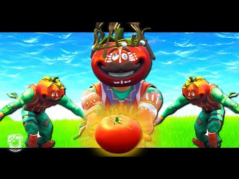 THE FIRST TOMATOHEAD?! - A Fortnite Short Film