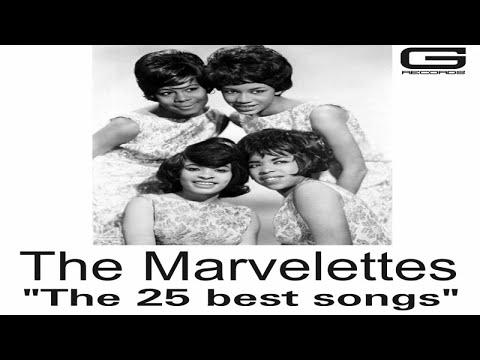 """The Marvelettes """"The 25 best songs"""" GR 073/17 (Full Album)"""