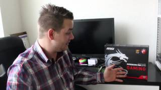 msi radeon r9 270x gaming 2gb edition graphics card video review