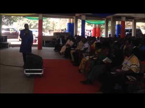 GHANA PASTORS CONFERENCE PART1 -PROPHET DR.OWUOR