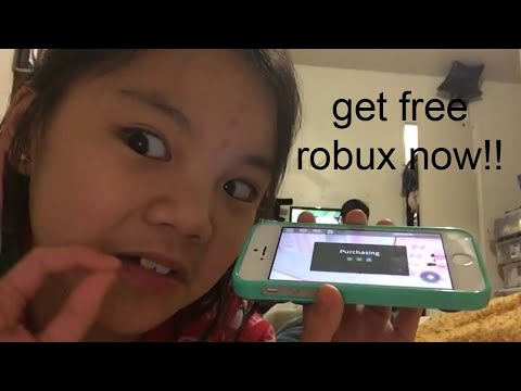 Get Free Robux For Free!!!!