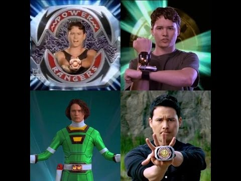 The Adam Park Saga (MMPR to Operation Overdrive+SM)