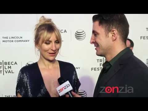 Mickey Sumner at the