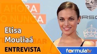 """Elisa Mouliaá: """"No se hizo bien la promoción de esta temporada de 'Aguila roja'"""""""