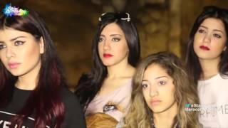 رحلة الطلاب الى مغارة جعيتا في لبنان - ستار اكاديمي 11