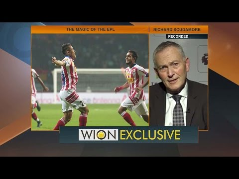 'Not worried about the competition from Chinese clubs,' says Richard Scudamore (WION Sports)
