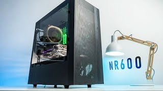 Let's Experience this $69 Case - Cooler Master NR600