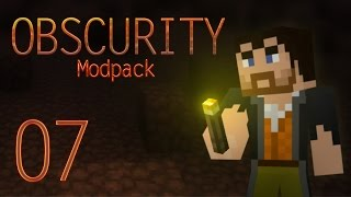 Nether Preperation (Minecraft Obscurity Modpack | Episode 7) [FTB Mod pack]