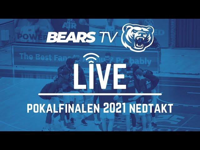 BEARS TV LIVE | Pokalfejring i studiet | vs Horsens IC