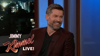 Download Nikolaj Coster-Waldau on Ending of Game of Thrones Mp3 and Videos