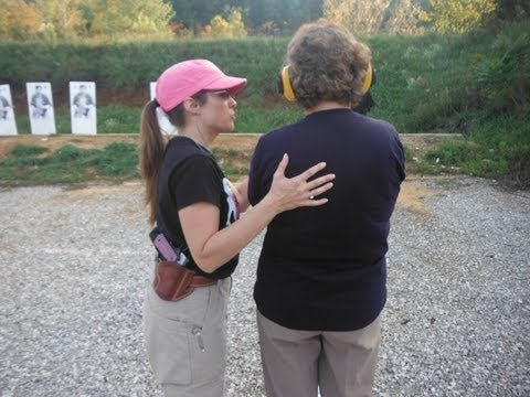 Tips for Teaching Women to Shoot