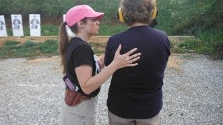 Tips for Teaching Women to Shoot