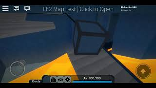 Roblox: Fe2 Map Test (Prueba de mapa de FE2) Luna Azul (Móvil)