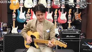 Guitar Planet Exclusive 1952 Telecaster Journeyman Relic -Butterscotch Blonde-【商品紹介@Guitar Planet】