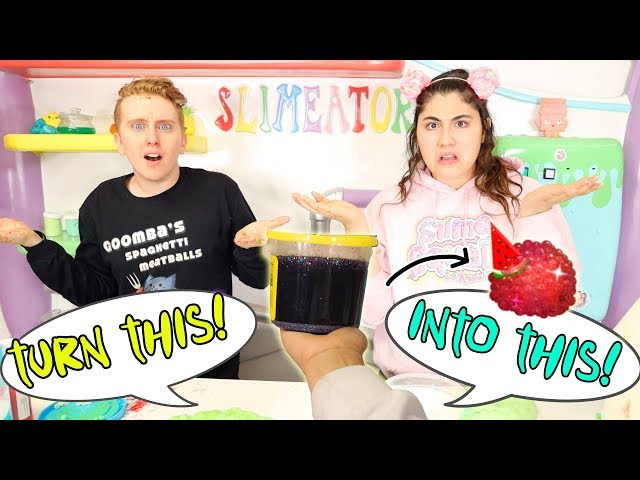 TURN THIS BAD SLIME INTO THIS SLIME CHALLENGE! Slimeatory #580