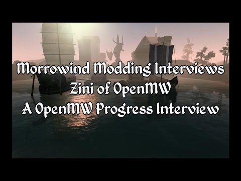 Morrowind Modding Interviews | Morrowind Modding Showcases