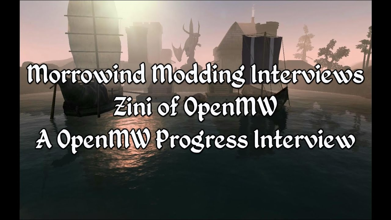 OpenMW | Morrowind Modding Showcases