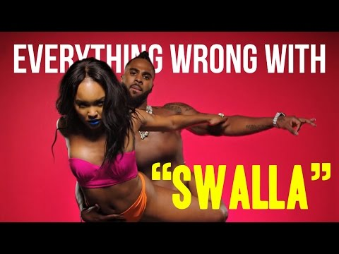Everything Wrong With Jason Derulo - Swalla (feat. Nicki Minaj & Ty Dolla $ign)